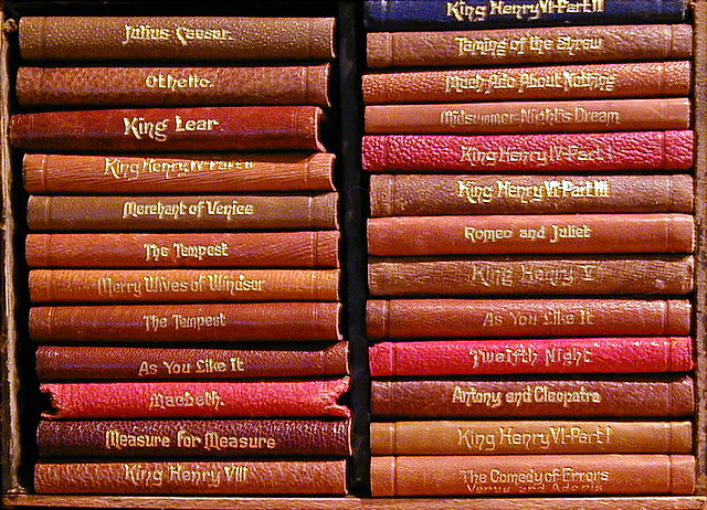 shakespeare-books