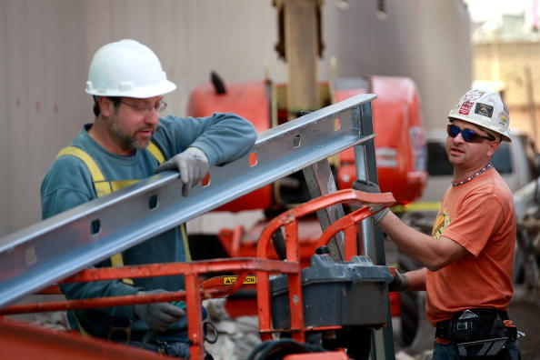 Deepening Unemployment Hits Construction Industry Hard