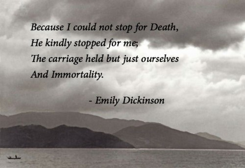 emily-dickinson-because-i-could-not-stop-500x344