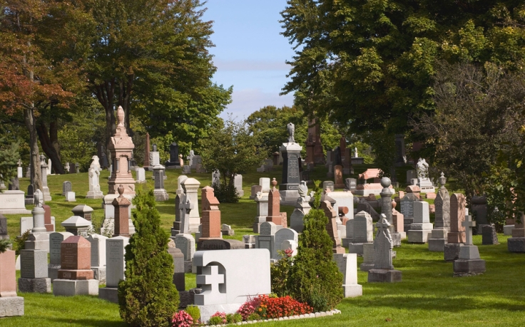 Mount Royal Cemetery; Montreal, Quebec, Canada