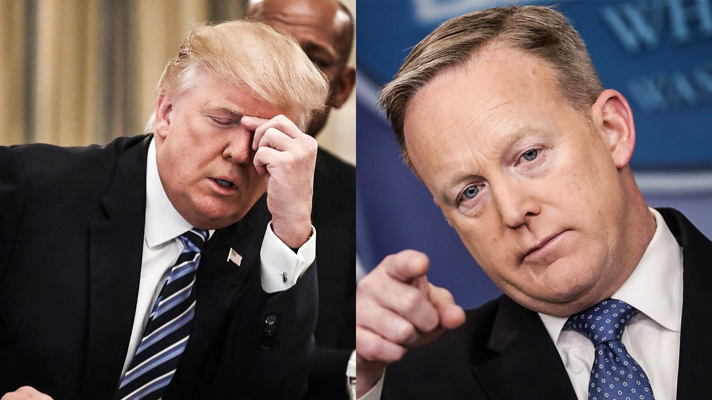 donald-trump-sean-spicer