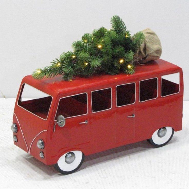 vwinspiredchristmastreebus